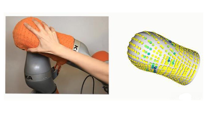 MIT DEVELOPS INTELLIGENT TEXTILES WITH HIGH SENSITIVITY, WHICH CAN MONITOR HUMAN MOVEMENT PATTERNS